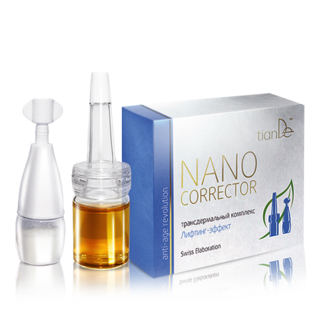 """Nano Corrector"" Lifting Effect Transdermal Complex,3g+7ml-0"