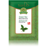 Green Tea Body Salt Scrub,60g-0