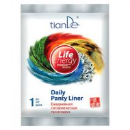 Life Energies Daily Panty Liner,Protects Natural Microflora,1pc-0